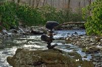 Beautiful Poplar Run in Western Pennsylvania